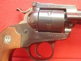 "Ruger New Model Single Six Bisley Model .22LR 6.5"" Barrel Single Action Revolver w/Factory Box, 1986mfg - 3 of 21"