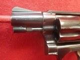"Smith & Wesson Model 36 .38spl 2"" Barrel Blues J-Frame Square Butt 1973-74mfg - 11 of 21"