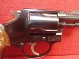 "Smith & Wesson Model 36 .38spl 2"" Barrel Blues J-Frame Square Butt 1973-74mfg - 5 of 21"
