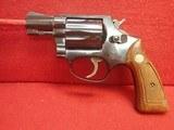 "Smith & Wesson Model 36 .38spl 2"" Barrel Blues J-Frame Square Butt 1973-74mfg - 7 of 21"