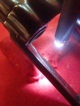 "Smith & Wesson Model 36 .38spl 2"" Barrel Blues J-Frame Square Butt 1973-74mfg - 18 of 21"