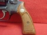 "Smith & Wesson Model 36 .38spl 2"" Barrel Blues J-Frame Square Butt 1973-74mfg - 8 of 21"