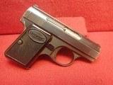 "Browning Baby .25ACP (6.35mm) 2"" Barrel Semi Auto Pistol Blued 1964mfg Belgian Made"