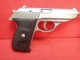 """Sig Sauer P232 SL .380ACP 3.6"""" Barrel Stainless Steel Semi Auto Pistol Made In Germany - 1 of 18"""
