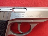 """Sig Sauer P232 SL .380ACP 3.6"""" Barrel Stainless Steel Semi Auto Pistol Made In Germany - 4 of 18"""