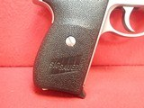 """Sig Sauer P232 SL .380ACP 3.6"""" Barrel Stainless Steel Semi Auto Pistol Made In Germany - 2 of 18"""