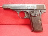 """FN Fabrique Nationale Browning Model 1910 .32ACP 3.5"""" Barrel Semi Automatic Pistol - 6 of 21"""