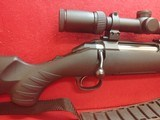 """Ruger American .270Win 22"""" Barrel Bolt Action Rifle Synthetic Stock w/Cabelas Scope - 3 of 19"""