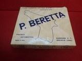 """Beretta Model 70 Puma .32ACP 3.5"""" Barrel Semi Auto Pistol w/Box - 22 of 23"""