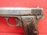 FN Browning Model 1922 .32ACP Semi Auto Pistol w/ 9rd magazine - 7 of 20