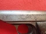 FN Browning Model 1922 .32ACP Semi Auto Pistol w/ 9rd magazine - 8 of 20