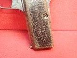 FN Browning Model 1922 .32ACP Semi Auto Pistol w/ 9rd magazine - 6 of 20