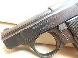 "Walther Model 9 Vest Pocket .25ACP 2"" Barrel Blued Semi Auto Pistol 1921-45mfg ***SOLD*** - 9 of 18"