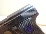 "Walther Model 9 Vest Pocket .25ACP 2"" Barrel Blued Semi Auto Pistol 1921-45mfg ***SOLD*** - 8 of 18"