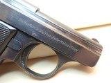 "Walther Model 9 Vest Pocket .25ACP 2"" Barrel Blued Semi Auto Pistol 1921-45mfg ***SOLD*** - 4 of 18"