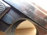 "Walther Model 9 Vest Pocket .25ACP 2"" Barrel Blued Semi Auto Pistol 1921-45mfg ***SOLD*** - 5 of 18"