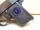 "Walther Model 9 Vest Pocket .25ACP 2"" Barrel Blued Semi Auto Pistol 1921-45mfg ***SOLD*** - 7 of 18"