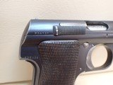 """Astra Model 300 .380ACP 4""""bbl Semi Automatic Spanish-Made WWII German Service Pistol - 3 of 25"""
