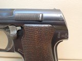 """Astra Model 300 .380ACP 4""""bbl Semi Automatic Spanish-Made WWII German Service Pistol - 11 of 25"""
