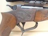 "Thompson Center Contender .22LR 10"" Octagonal Barrel Single Shot Target Pistol w/Lobo Scope ***SOLD*** - 3 of 19"