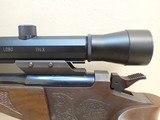 "Thompson Center Contender .22LR 10"" Octagonal Barrel Single Shot Target Pistol w/Lobo Scope ***SOLD*** - 10 of 19"