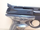"Smith & Wesson Model 22A-1 .22LR 5.5"" Barrel Semi Automatic Target Pistol - 3 of 18"