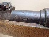 "JP Sauer Mauser Model 98 8mm 24"" Barrel Bolt Action German Service Rifle 1936mfg S/147 Code - 13 of 25"