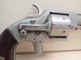 """Plant's Mfg. Co. Front-Loading Army .42 Caliber 5.5"""" Barrel Third Model Type 1 Revolver 1860's Mfg - 3 of 20"""