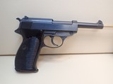 "Mauser P.38 9mm 5"" Barrel BYF 44 Code Semi Automatic WWII German Service Pistol All Matching 1944mfg"