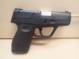 "Taurus PT740 .40S&W 3.2"" Barrel Semi Automatic Compact Pistol w/Factory Box"