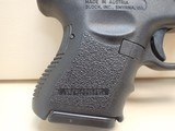 """Glock 27 Gen 3 .40S&W 3.5"""" bbl Compact Pistol w/One 9rd Mag, Adjustable Sight! - 2 of 14"""