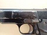 Star Model PD .45ACP 3.75 Barrel Semi Automatic Compact Pistol w/6rd Magazine - 8 of 15