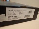 "Browning BT-99 12ga 2-3/4"" Shell 34"" VR Barrel Single Shot Shotgun w/Adj. Comb, Box, Papers, Etc. ***SOLD*** - 24 of 25"