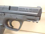 S&W M&P9c 9mm Compact Pistol w/Factory Box, 2 Mags, Extras - 4 of 16
