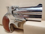 """Two matching Davis Industries D-Series Derringer D32 and D22 2.4"""" .22LR and .32ACP over/under pistols ***SOLD*** - 3 of 20"""