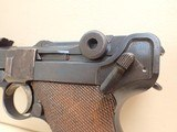 "DWM Artillery Luger 1917 9mm 7-7/8"" Barrel Semi Automatic Pistol w/Matching Magazine - 9 of 23"