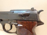 "WWII Nazi German Walther P.38 5"" Barrel AC-45 Semi Auto Service Pistol Late WWII mfg - 8 of 19"