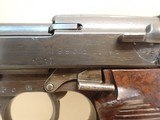 "WWII Nazi German Walther P.38 5"" Barrel AC-45 Semi Auto Service Pistol Late WWII mfg - 9 of 19"