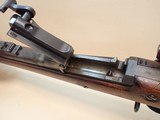 """US Springfield Model 1884 Trapdoor Single Shot Service Rifle .45-70 Gov't 32"""" Barrel w/Bayonet, Dated to 1887 - 17 of 24"""