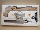 CVA Kentucky Pistol Kit .50cal Black Powder Percussion Build-Your-Own Pistol Kit