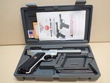 """Ruger Mark III Target .22LR 5.5"""" Barrel Stainless Steel Pistol w/Box, Two Mags - 18 of 18"""