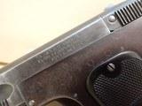 "Phoenix Arms Co. Pocket Model .25ACP 2"" Barrel Semi Automatic Pistol 1920's Mfg ***SOLD*** - 8 of 14"