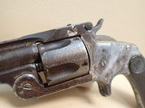 """Smith & Wesson 38SA Model Two .38S&W 4"""" Barrel 2nd Issue Single Action Revolver 1887-91mfg - 7 of 15"""