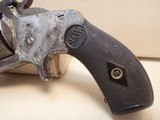 """Smith & Wesson 38SA Model Two .38S&W 4"""" Barrel 2nd Issue Single Action Revolver 1887-91mfg - 6 of 15"""