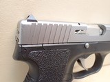 "Kahr PM9 9mm 3"" Barrel Stainless Steel Compact Semi Automatic Pistol - 3 of 15"