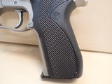 """Smith & Wesson Model 5946 9mm 4"""" Barrel Stainless Steel DAO Semi Automatic Pistol w/14rd Mag - 6 of 15"""