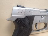 """Smith & Wesson Model 5946 9mm 4"""" Barrel Stainless Steel DAO Semi Automatic Pistol w/14rd Mag - 3 of 15"""