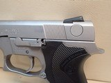 """Smith & Wesson Model 5946 9mm 4"""" Barrel Stainless Steel DAO Semi Automatic Pistol w/14rd Mag - 7 of 15"""