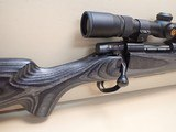 "Weatherby Vanguard .243 Winchester 24"" Barrel Bolt Action Rifle with Nikon Scope, Laminate Stock - 3 of 16"