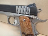 """Sig Sauer Model 1911 STX Custom Shop .45ACP 5"""" Barrel Stainless Steel 1911 Pistol w/3 Mags**SOLD** - 8 of 20"""